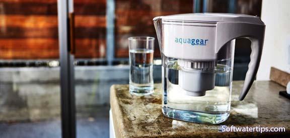 under sink water filter -