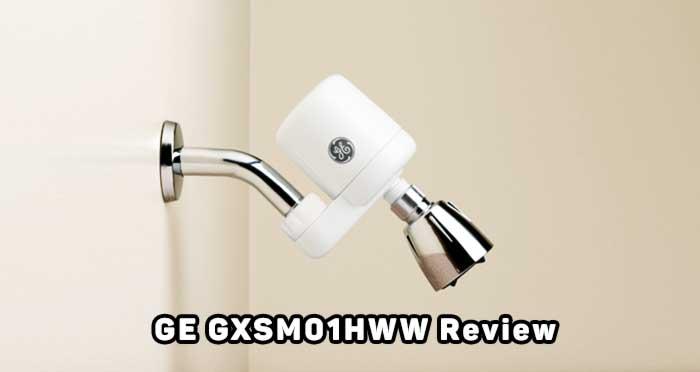 GE GXSM01HWW Shower Filter System