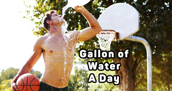 pros-and-cons-of-drinking-a-gallon-of-water-a-day