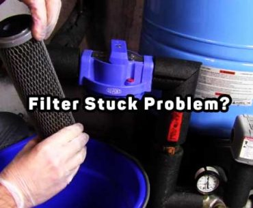 change-whole-house-water-filter-stuck