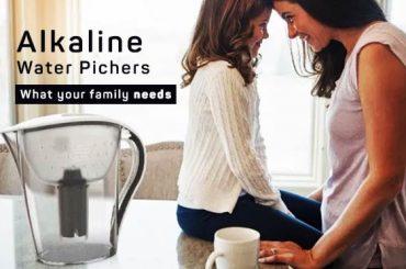 alkaline-water-pitchers