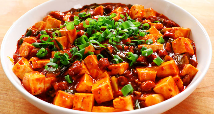 Simple & Spicy Tofu Recipe