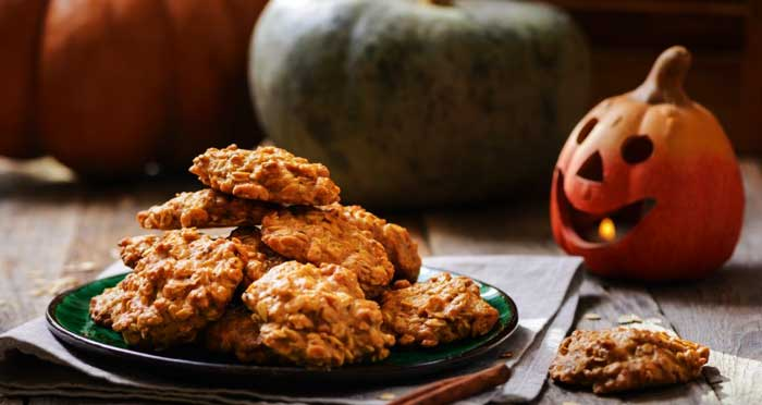Vegan Pumpkin Cookies Recipe to Stay at Home