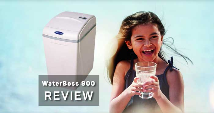 WATER BOSS 74011 Waterboss Water Softener