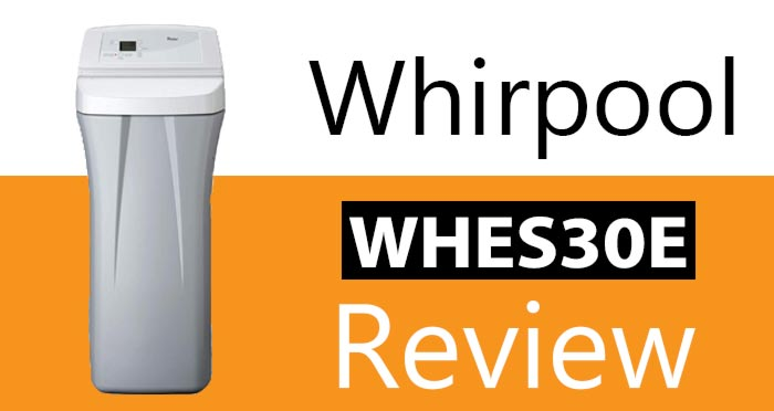 Whirlpool Water Softener Whes30 in 2020