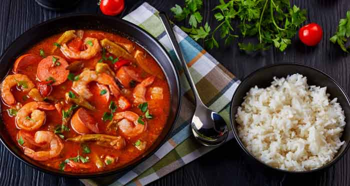 A Louisiana Style Gumbo Recipe