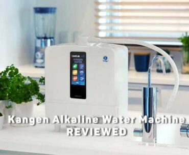 Kangen Alkaline Water Machine