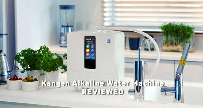 Kangen Alkaline Water Machine