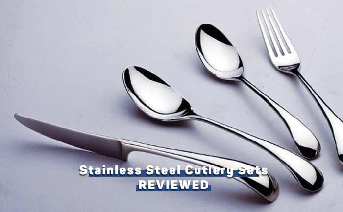 best-stainless-steel-cutlery-sets-review