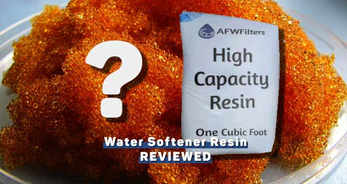 best-water-softener-resin-review