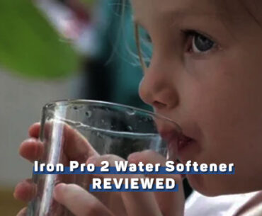 iron pro 2 water softener