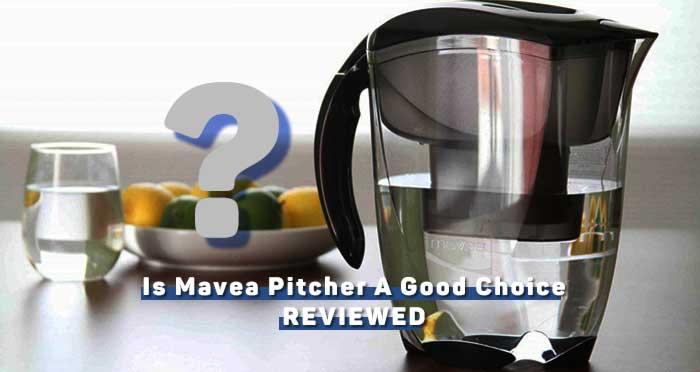 Mavea Water Filter Pitcher Review [2020]