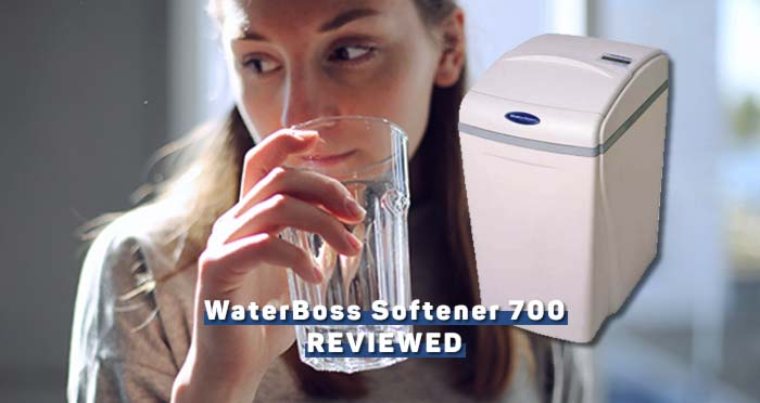 Waterboss Water Softener 700 in 2020