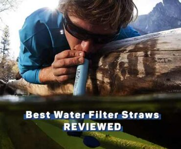 Water Filtration Straws [2020]
