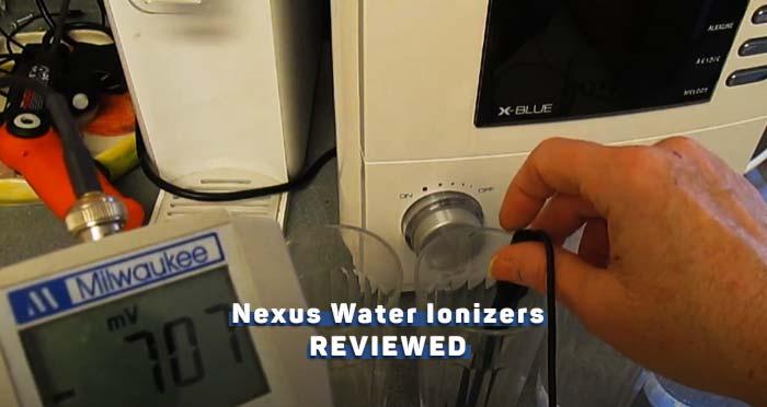 Nexus Water Ionizers Reviews