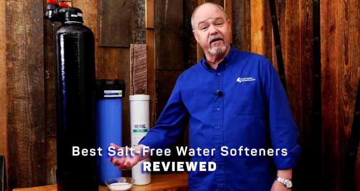 best-salt-free-water-softeners